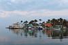 Resort cottages on Marathon Key, Florida, USA.