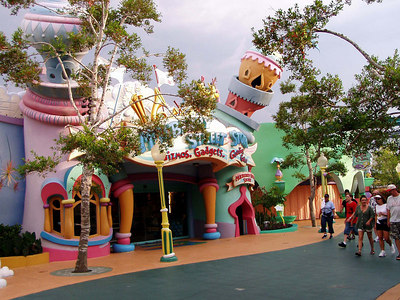 23  Dr  Suess Village