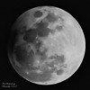 Penumbral Lunar Eclipse on 02/10/2017