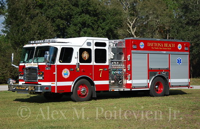 Daytona Beach Fire Department