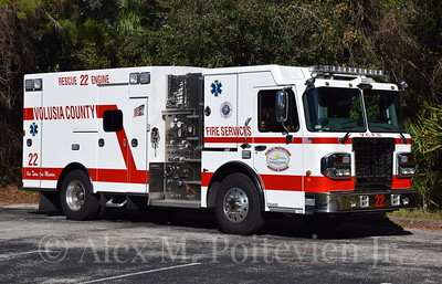 Volusia County Fire Services