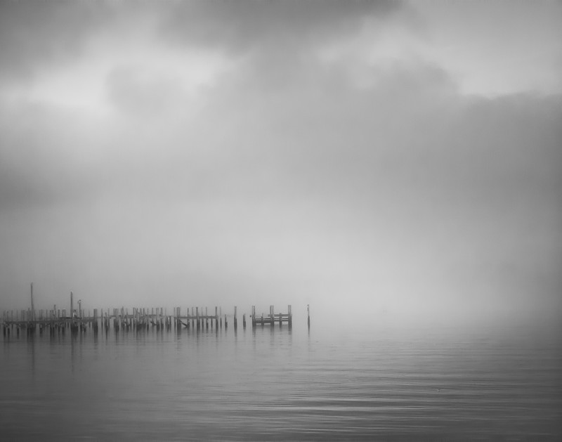 Fog at the Dock