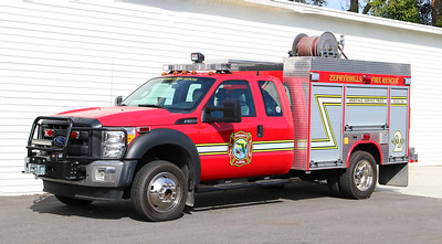 Squad 2.  2015 Ford F-550 / Fouts.  250 / 400