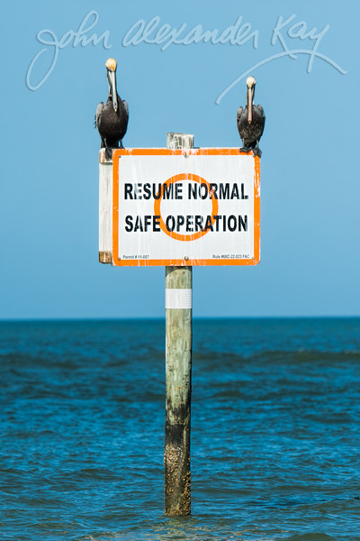 Resume Normal Safe Operation