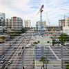 Fort Lauderdale booming with building development, numerous cranes and projects are simultaneously in progress.