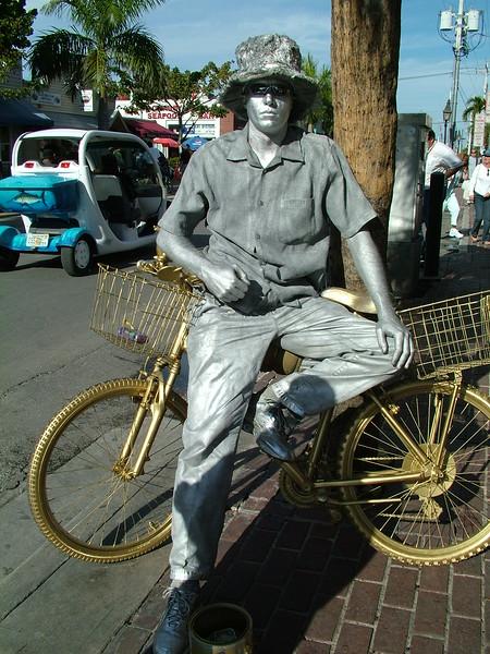 Key West ~ Street Performer
