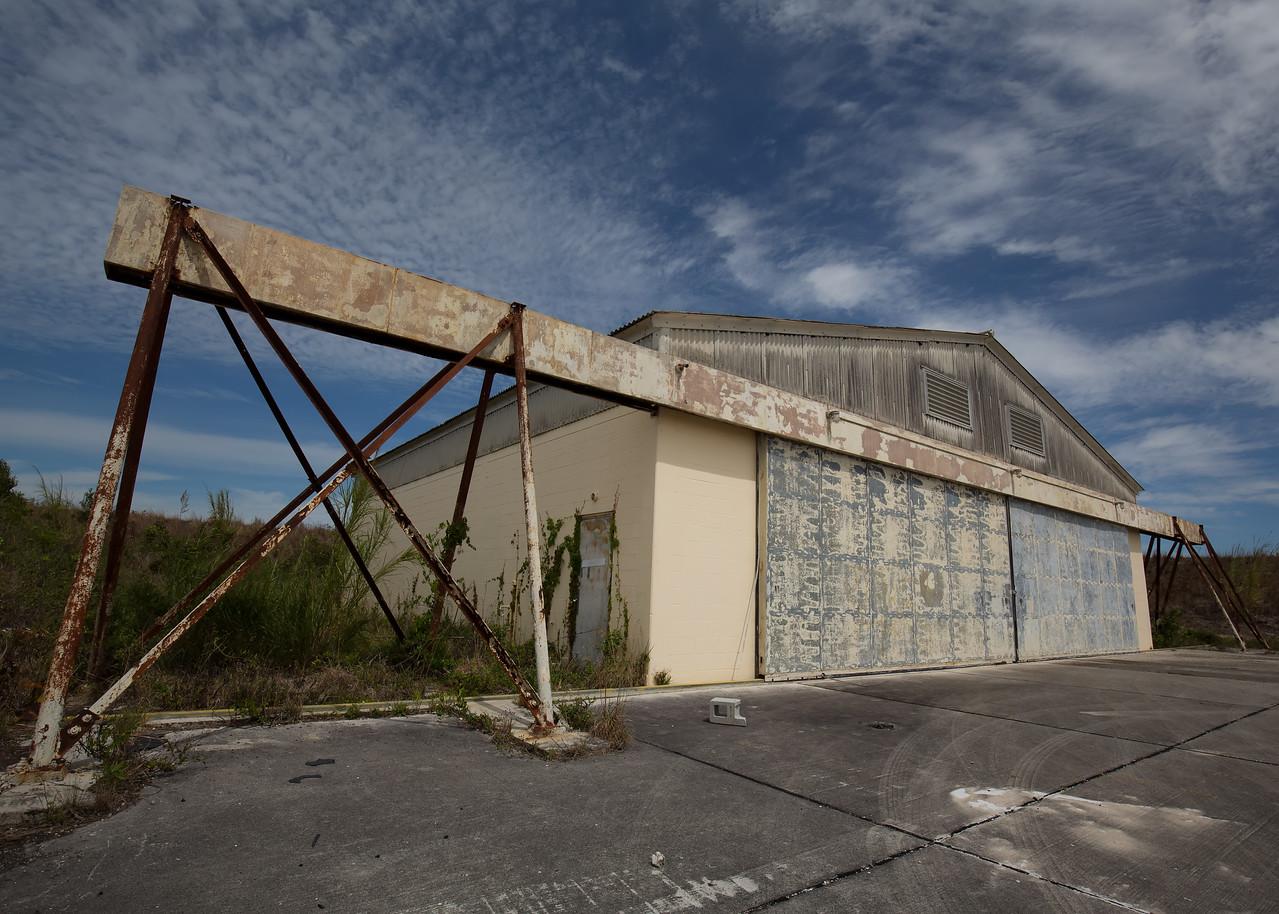 Nike Missle Base, Everglades NP