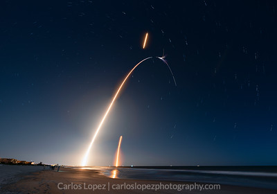 SpaceX Falcon9 Launch 3.06.20