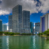 Waterway, Downtown Miami