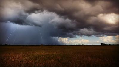 Glades Lightning, Everglades NP