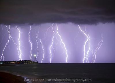 5/20/20 Lighthouse Storm #1