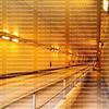 Inside the Henry E. Kinney Tunnel