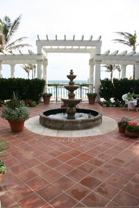 The Breakers Pool Fountain, Palm Beach, FL