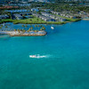 Out to Sea from Jupiter Inlet