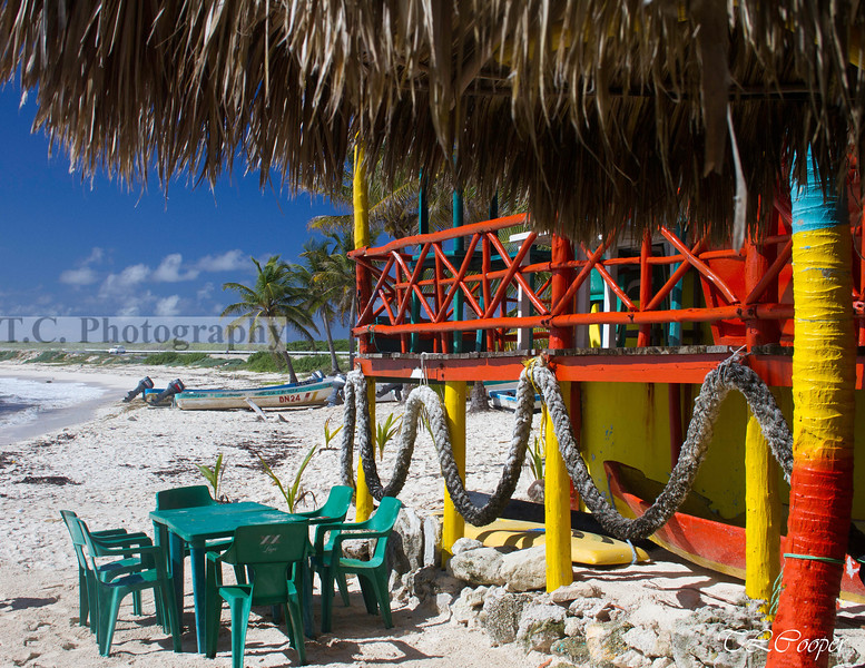Beach Cottage in Cozumel, MX