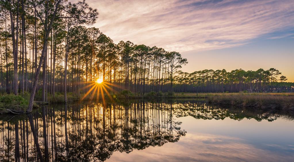 Cash Creek Reflections