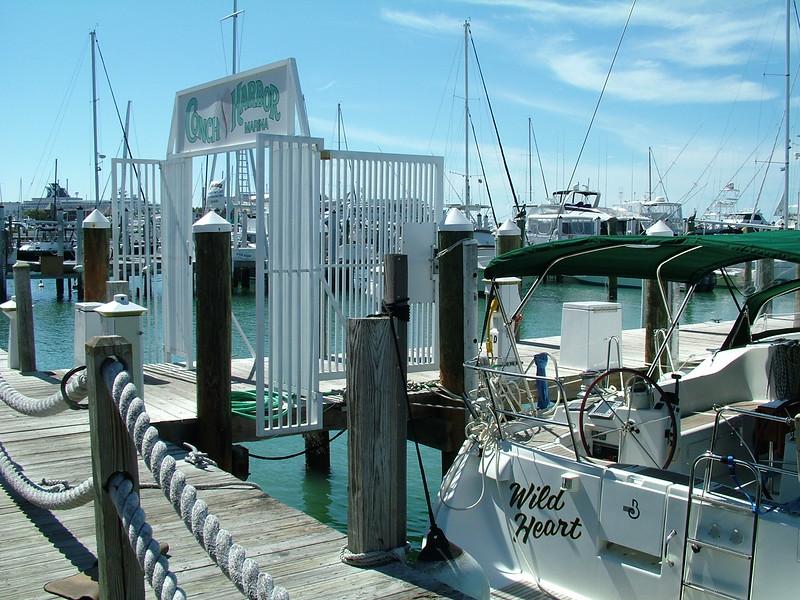 Conch Harbor Marina ~ Key West, Florida