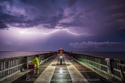 Fishing Bolt - Pompano Pier