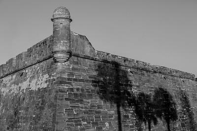 Castillo de San Marcos Corner Tower