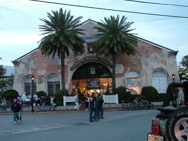 Clinton Square Market ~ Key West