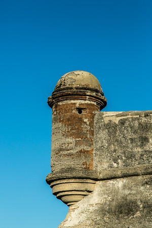 Castillo de San Marcos Sentry Tower