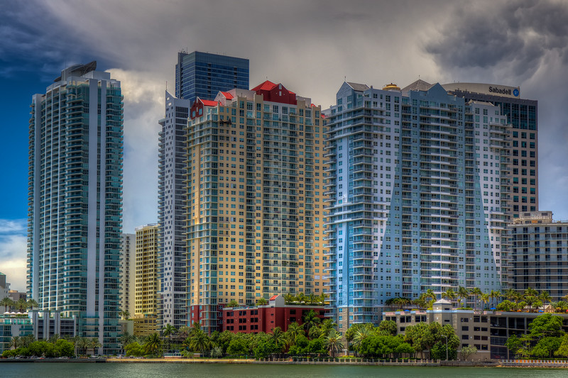 Downtown Miami Waterfront
