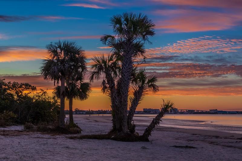 Bunche Beach Sunrise