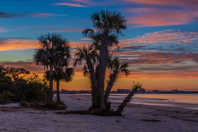 Bunche Beach Sunrise