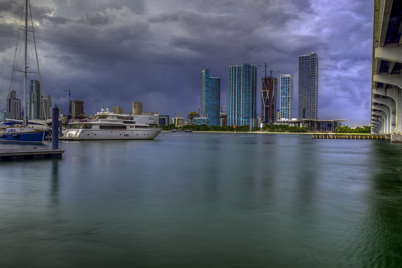 Marina, Downtown Miami