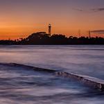 Jupiter Lighthouse sunset