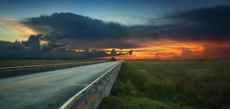 Park Road,  Everglades NP