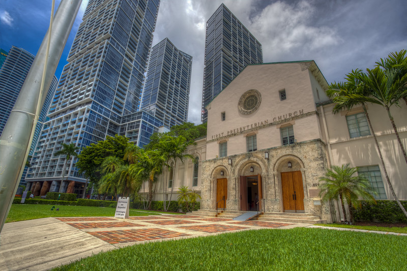 First Presbyterian Church, Miami Beach