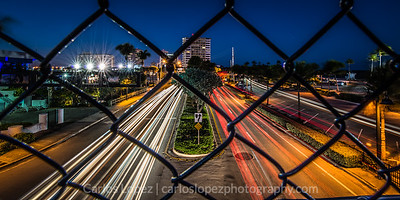 Thru the Fence: Fort Lauderdale Beach