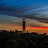 Jupiter Florida Autumn Sunset