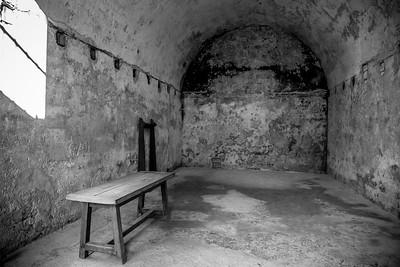 Castillo de San Marcos Interior