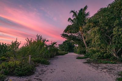 Sanibel Island Path