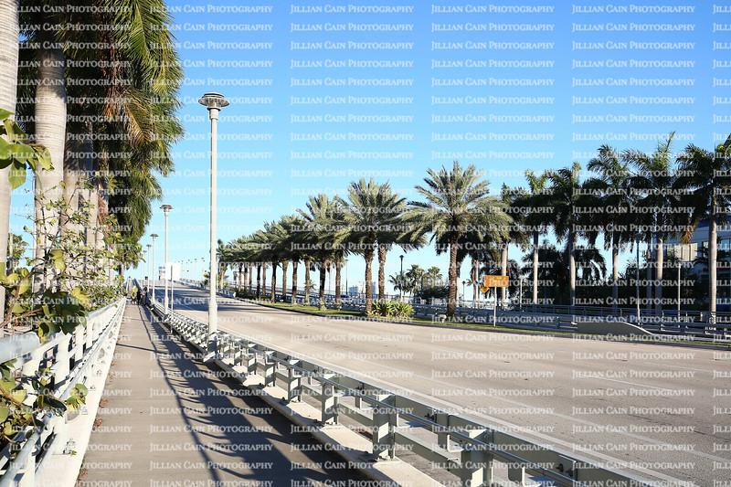 The E. Clay Shaw Drawbridge aka the 17th Street Causeway Bridge.  One of the few bridges that allow access to Fort Lauderdale's Beach aka A1A.