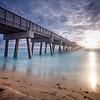 Juno Pier Sunrise