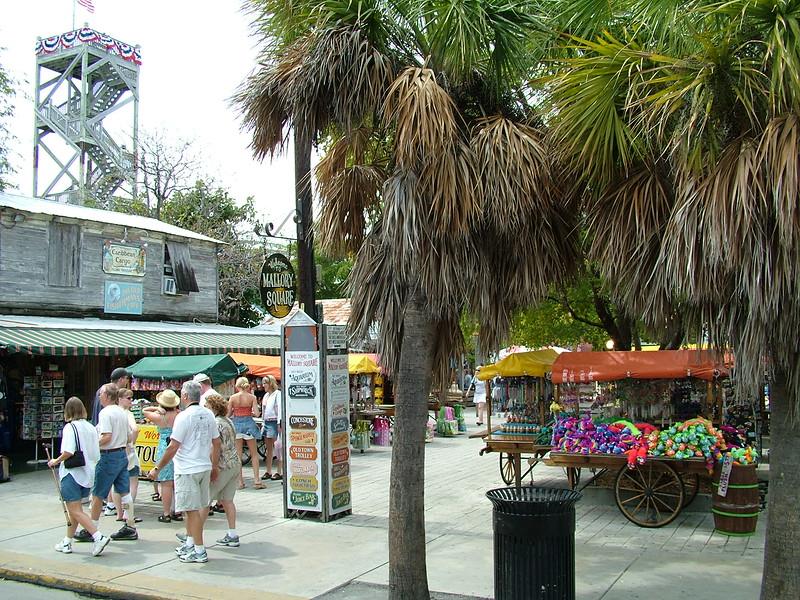 Key West ~ Mallory Square
