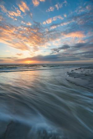 Receding Shores
