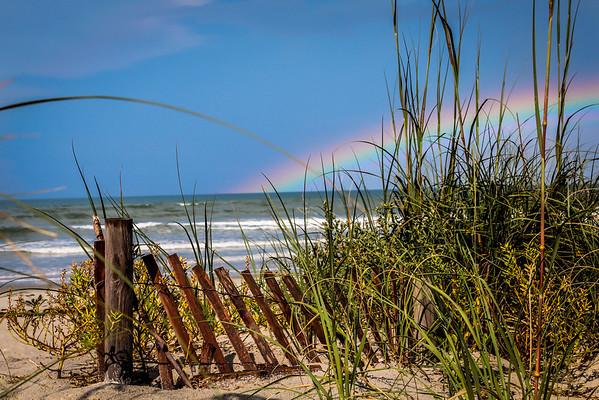 Midday Rainbow