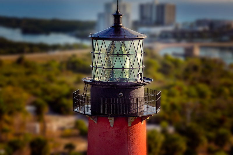 Jupiter Lighthouse Beacon