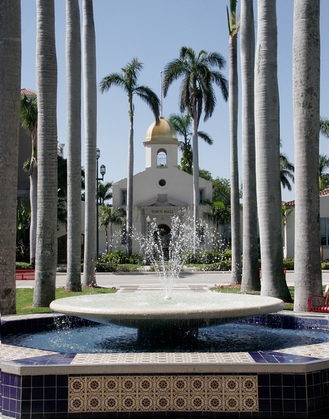 Boca Raton Old City Hall, Florida