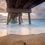 Under Juno Pier