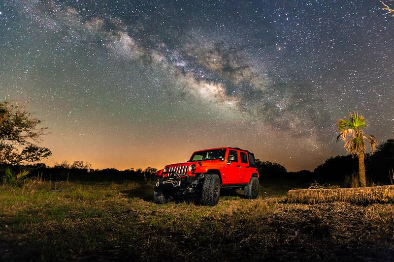 Night Sky Expedition