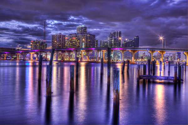 Miami Lights!