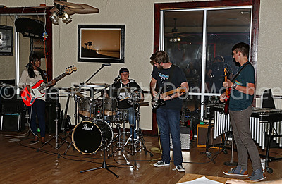 Shiyan, Luke, Jackson, Ryan - 3 and 1 Band