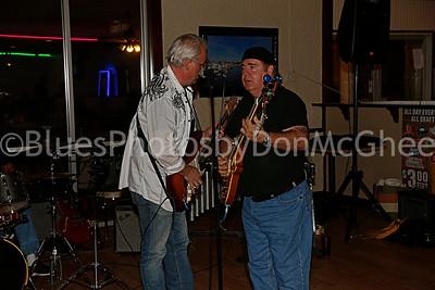Alan Larson, Billy Elkins
