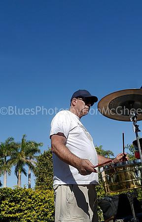 Joe Gazzara - Big Coque band