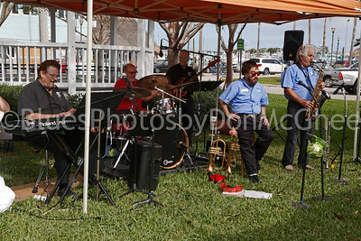 Ft Pierce Jazz & Blues Society Jazz Band